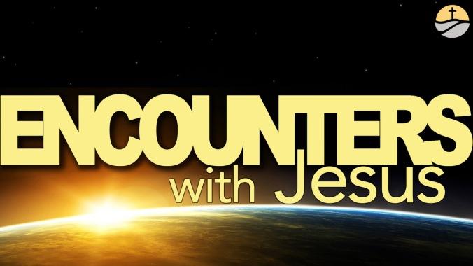 Encounters with Jesus teaching slide